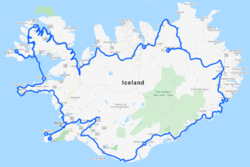 Ring Road & Westfjords. 13-Day Self-Drive Tour