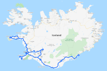 Best of West & South Iceland. 7-Day Self-Drive Tour