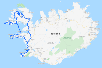 Snaefellsnes & Westfjords. 7-Day Self-Drive Tour