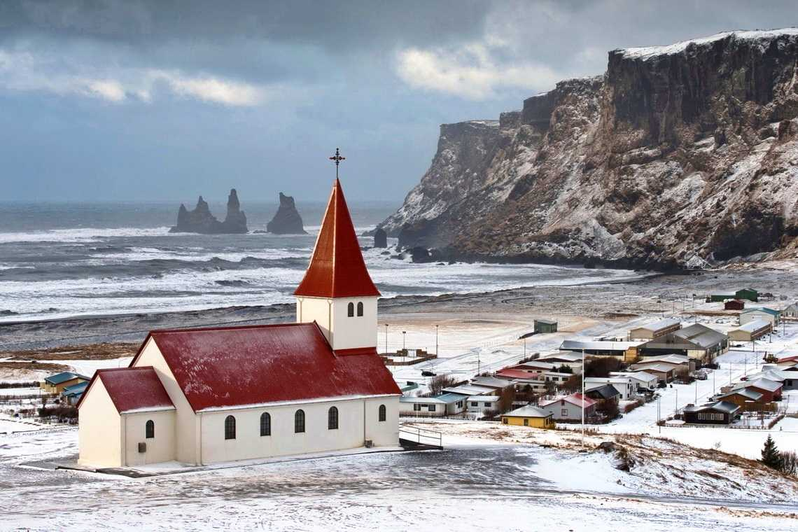Classic Vacation Trip in Iceland. 5-Day Private Tour