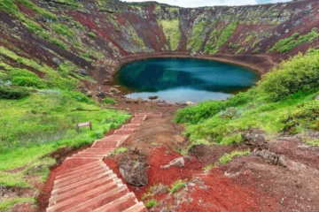 Weekend Trip to Iceland. 3-Day Private Tour